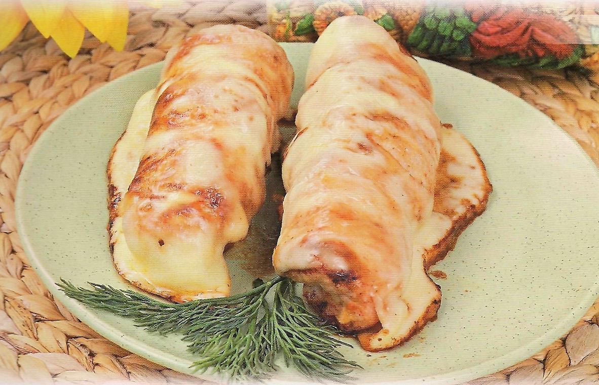 куриное филе с яблоками в духовке рецепт с фото